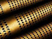 Perforated Steel Tube Most Affordable Alternative for Filtration