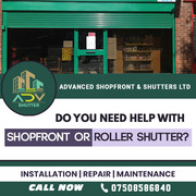 shutter repair London